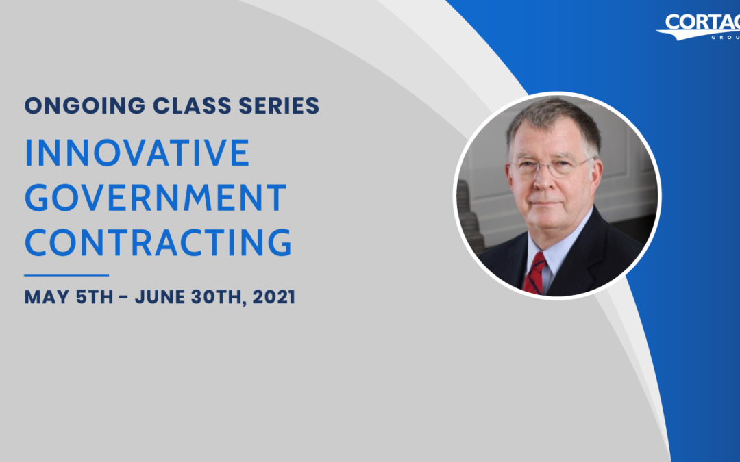 Innovative Government Contracting: A 5-Part Series